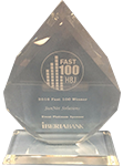 SunNet is a recipient of the Fast 100 Award.