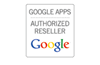 SunNet Solutions is a Google App Authorized Reseller.