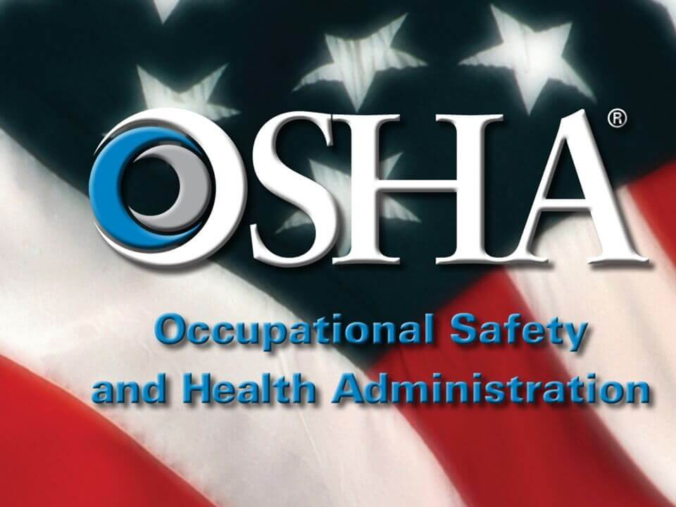 SunNet Solutions' powerpoint on Occupational Safety and Health Administration.